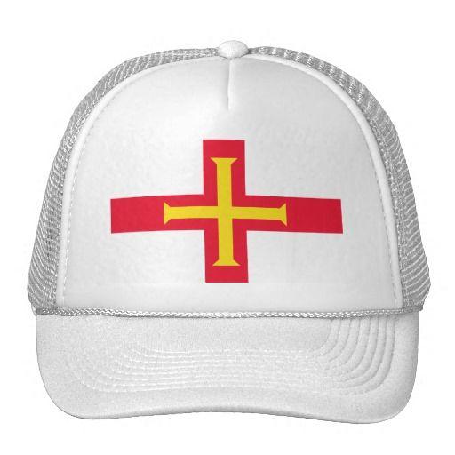 Guernsey, flag