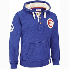 Get this Chicago Cubs Playmaker Hooded Sweatshirt at WrigleyvilleSports.com