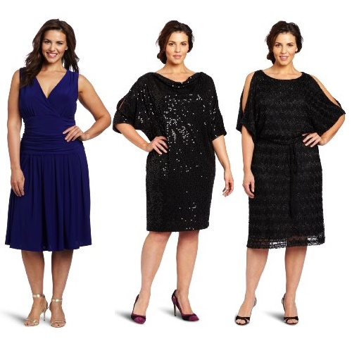 Plus Size Holiday Dresses By Jessica Howard