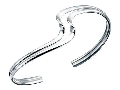 Silver Bangle - Synchronicity