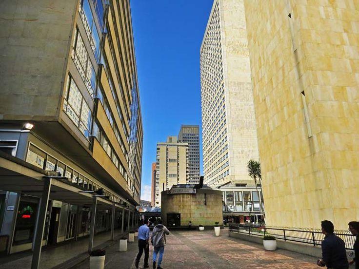 15. Los Edificios que conforman El Pasaje del Centro Internacional