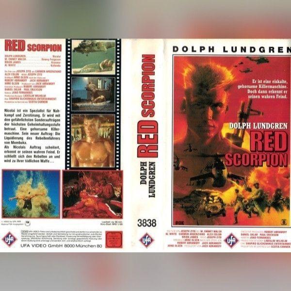 Red Scorpion 1 (1988) - Dolph Lundgren (Sweden, EU) #Genda #Nicolai #Iwakawa #Gent #Ghent #Brussels #UFA #PAL #VHS #Saksa #Tyskland #EU27 #Erasmus #Barcelona #Strasbourg #Nostalgie #preBrexit #jyotish #Arthouse #Swede #Indie #Cannes #nakshatra #Elokuvat #Hirviöt #Gojira #death #metal #KMFDM #Rammstein #Belgio #Meshuggah #Nuclear #Blast #Spinefarm #Schorpioen #Scorpio #Mars #Steenbok #Pisces #Maan #Stier #Cancer #Sims2 #Dubrovnik #Trump #vampyyrit #Gwonam #YTP #Morshu #Fari #Harkinian