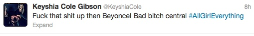Keyshia Cole's Twitter Shade To Michelle Williams A PR Stunt Gone Wrong