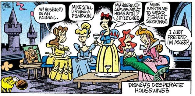 Disney's Desperate Housewives.