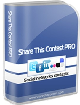 Share This Contest PRO cover