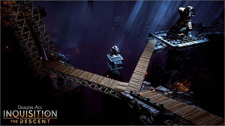 Dragon Age Inquisition : La Descente / Trailer