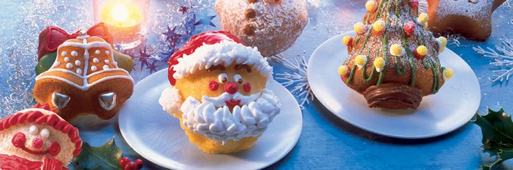 Vianočné formičky pre deti
