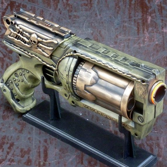 112 Best Images About Awesome Nerf Mods On Pinterest