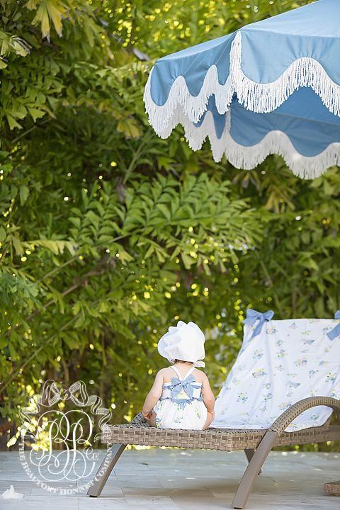 St Barts Bubble Bathing Suit Biltmore Bouquet Blues With Park City Periwinkle