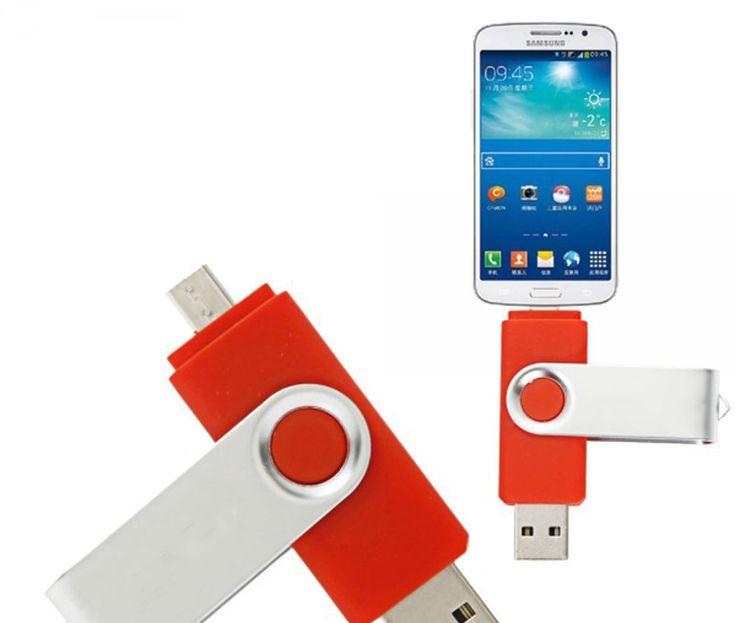 Stick USB double-end