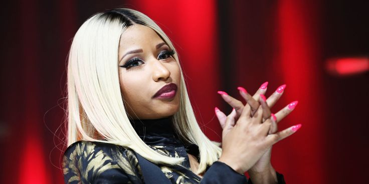 Nicki Minaj Has Some FEELINGS About Jay Z's New Album  http://www.elle.com/culture/celebrities/news/a46390/nicki-minaj-jay-z-album-reaction/