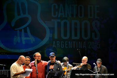 FOGON LATINOAMERICANO: Canto de Todos: fiesta de la trova latinoamericana...