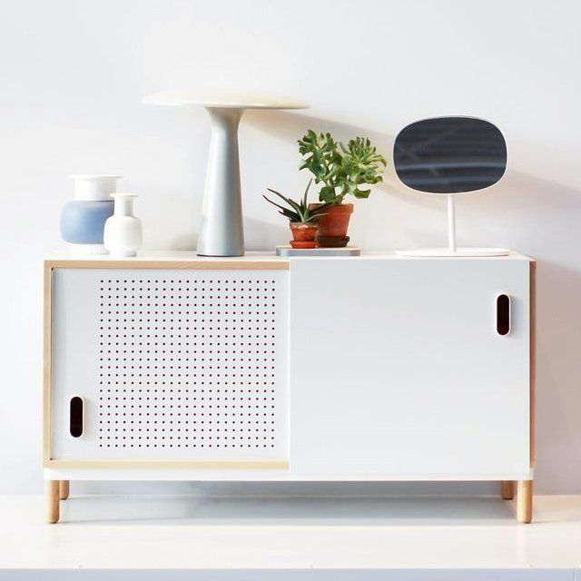 Kabino Sideboard by Normann Copenhagen https://fancy.com/things/906212182734144920/Kabino-Sideboard-by-Normann-Copenhagen?ref=Inspirationfeed
