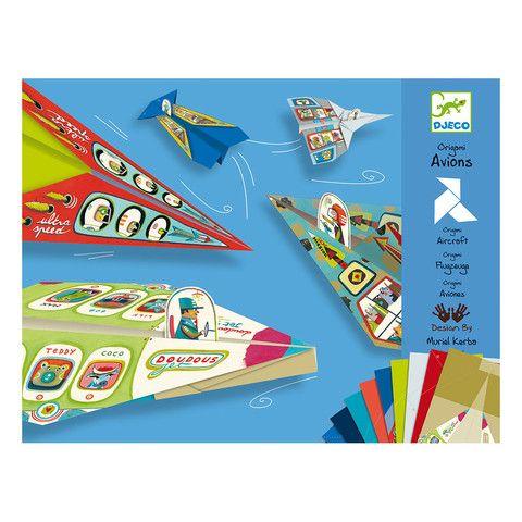 Origami - Aircraft