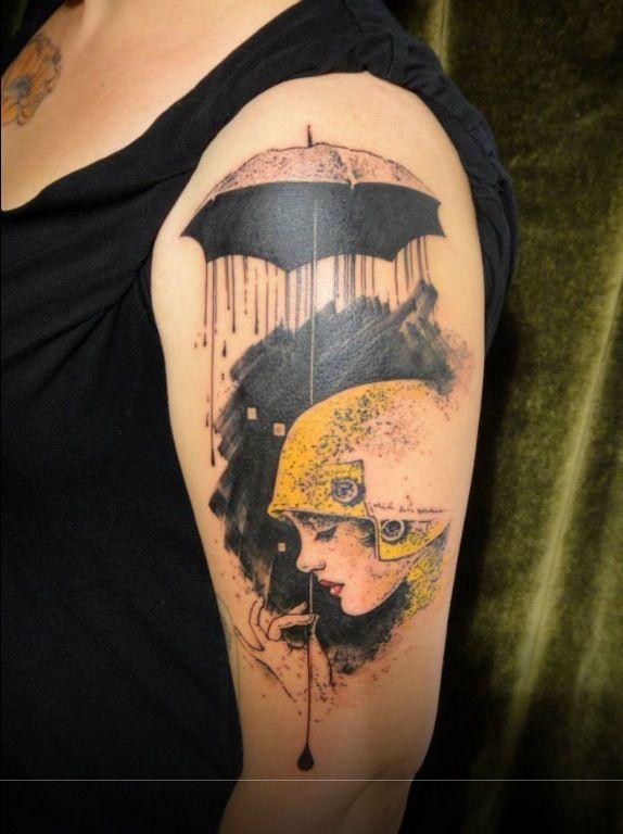Xoil, needles for side tattoos