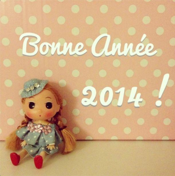Bonne Année 2014 ! Happy New Year 2014 !
