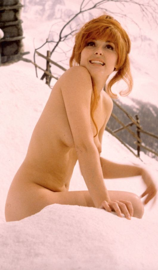 Sharon Tate - The Fearless Vampire Killers