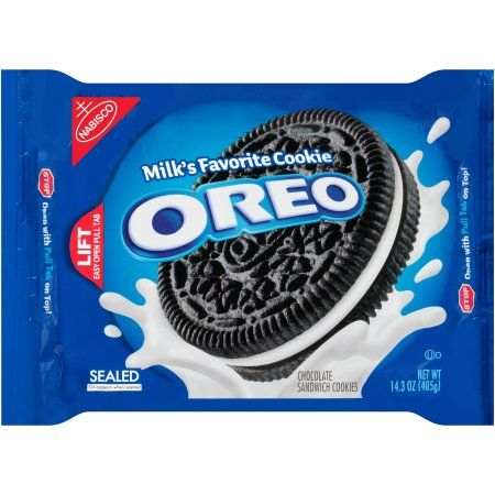 $3 Free 2-day shipping on qualified orders over $35. Buy Nabisco Oreo Chocolate Sandwich Cookies, 14.3 OZ at Walmart.com