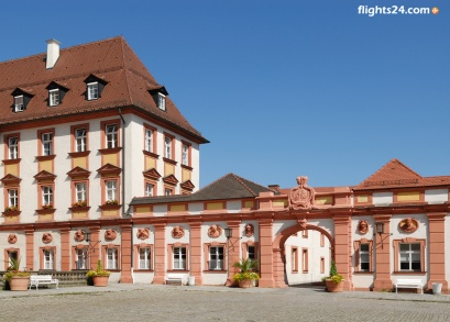 Bayreuth, old castle in Germany I lived down the road from this castle!
