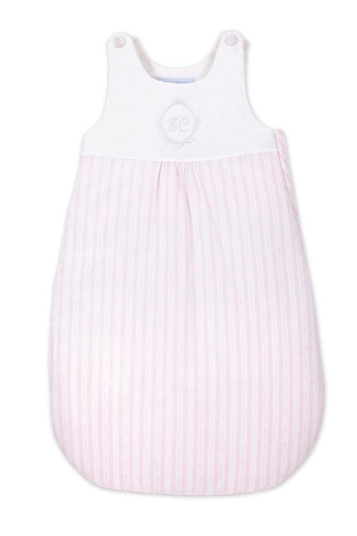 Cotton sleeping suit Garda for babies from 0 to 6 months  #Tartineetchocolat #garda #kids #sleepingsuit #babies
