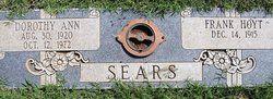 Frank Hoyt Sears