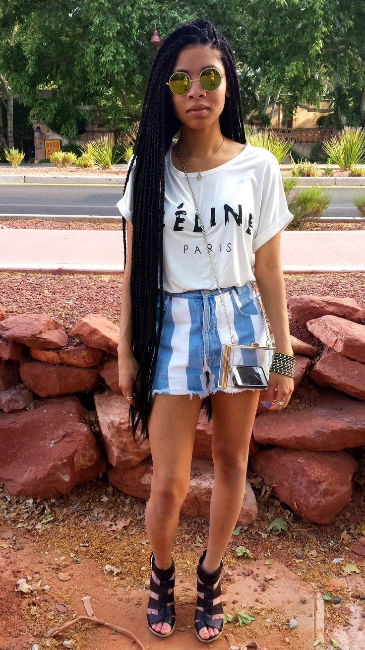 hi-Imcurrentlyobsessed--- this is how long i want my braids!