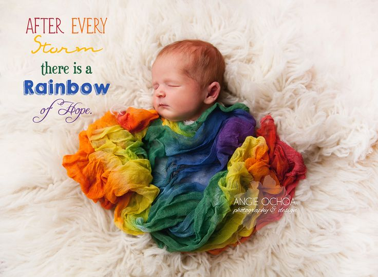 Rainbow baby wrap cheesecloth wrap newborn photography prop