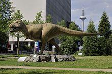 Tyrannosaurus – Wikipedia WICHTIG - Körperhaltung