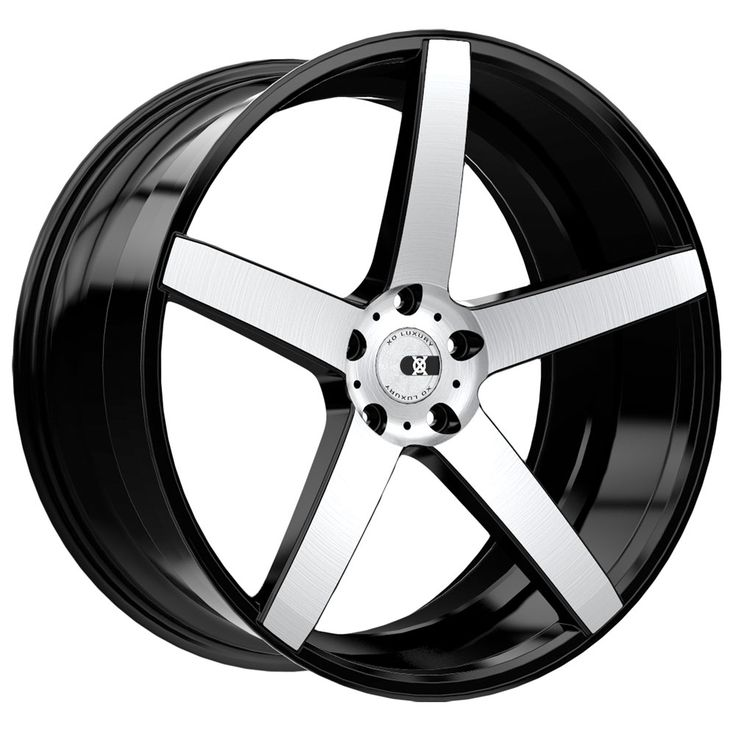 """20"""" XO MIAMI BRUSHED CONCAVE WHEELS RIMS FITS AUDI A7 S7"""