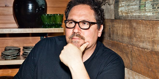How Screwing Up on Twitter Inspired Jon Favreau's New Movie | Underwire | WIRED