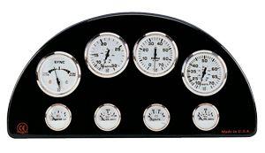 En oferta Reloj Indicador posición Trim motores Yamaha Cromado UFLEX 53 mm