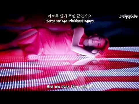 "Sistar - ""Alone"" [HD music video with English subs + Romanization + Hangul]"