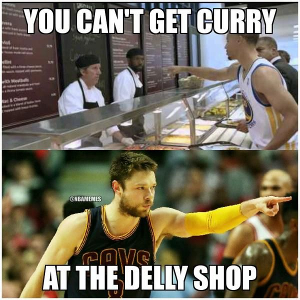 Steph Curry at the Delly SHOP? #Warriors #Cavs - http://nbafunnymeme.com/nba-memes/steph-curry-at-the-delly-shopwarriors-cavs