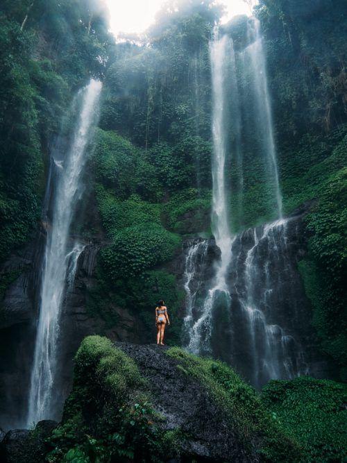 Sekumpul Waterfall – The Best Waterfall In Bali. – Bali