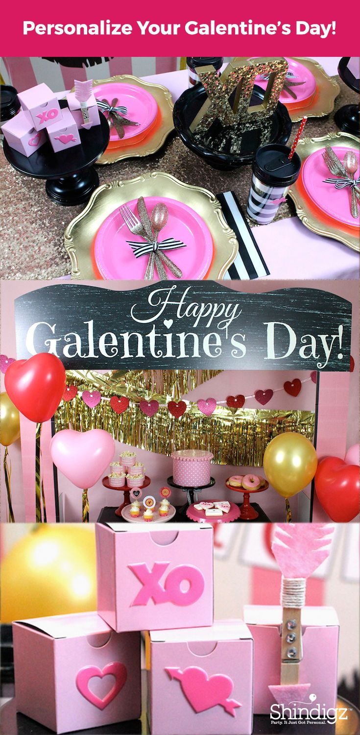 fabulous galentines day party - 735×1500