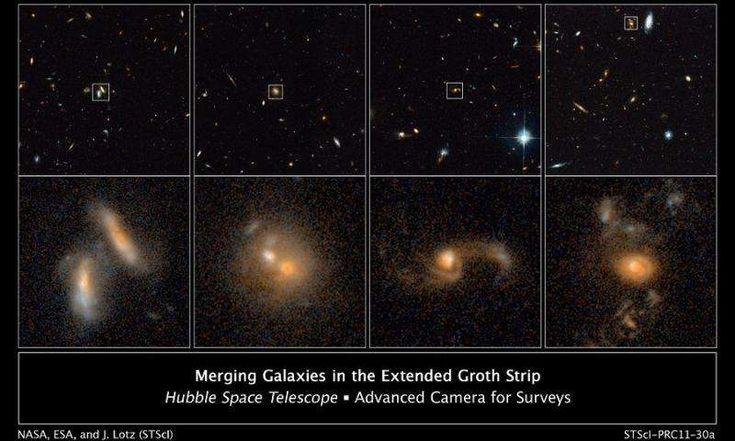 Le télescope spatial Hubble a capturé une magnifique image mettant en scène un objet céleste qui est en réalitéune combinaison de deux galaxies spirales riches en gaz. Une collision qui se déroule àplus d'un milliard d'années-lumière de la Terre. Cette jolie et grande tache située dans l'espace lointain est quelque chose de bien plus turbulent qu'il n'y paraît. Connu comme IRAS 14348-1447, un nom tiré en partie de celui de son découvreur, l'Infrared Astronomical Satellite (IRAS), cetobjet…