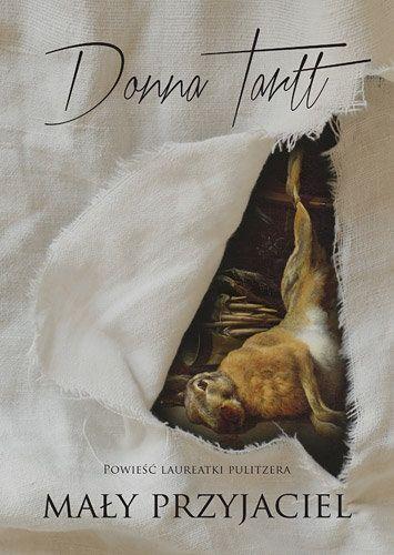 Mały przyjaciel - Tartt Donna za 52,99 zł | Książki empik.com