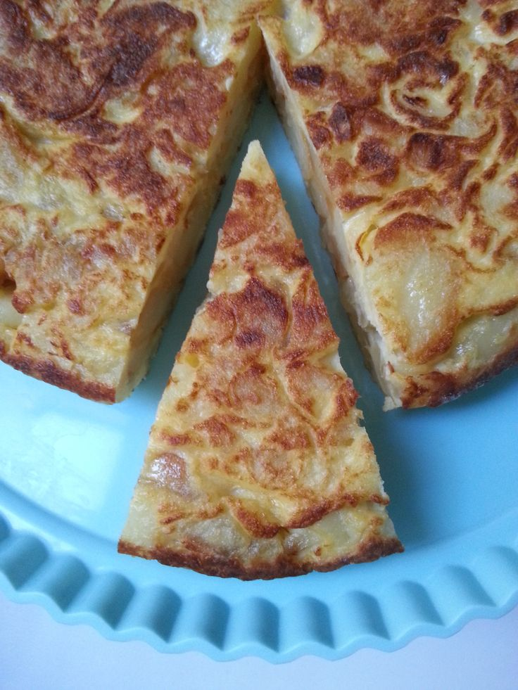 Spanish tortilla: simple, easy to make and delicious!