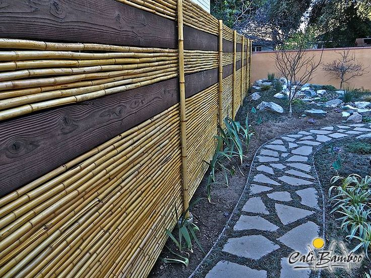 93 best bamboo fencing images on pinterest bamboo fencing backyard design idea beautiful bamboo fencing workwithnaturefo