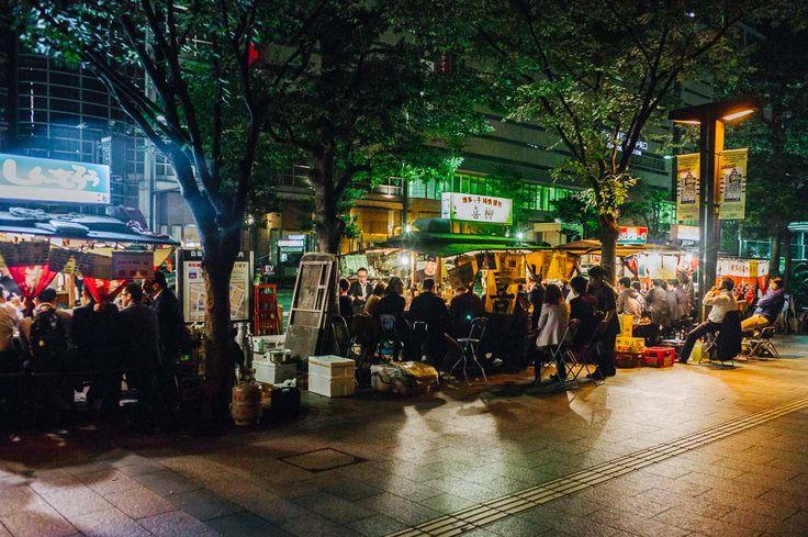 Fukuoka yatai.