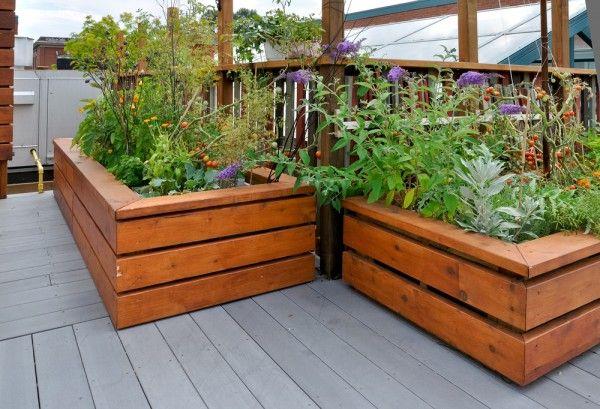 raised garden bed ideas | Gardening for the Elderly: Raised Garden Beds