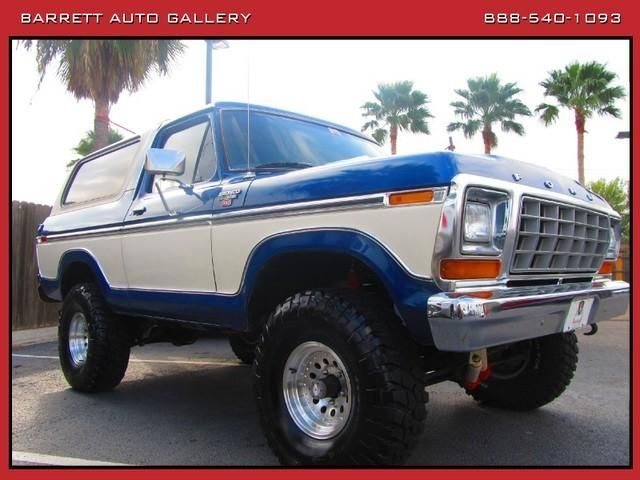 1979 Ford Bronco Used Cars For Sale