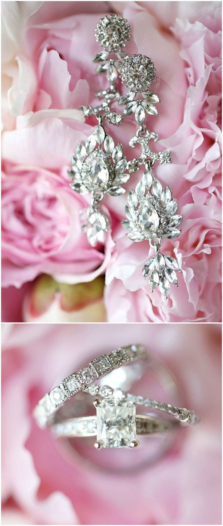 235 best Wedding Jewelry images on Pinterest | Bridal photography ...