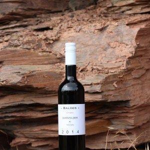 2014 Dornfelder trocken Rotwein