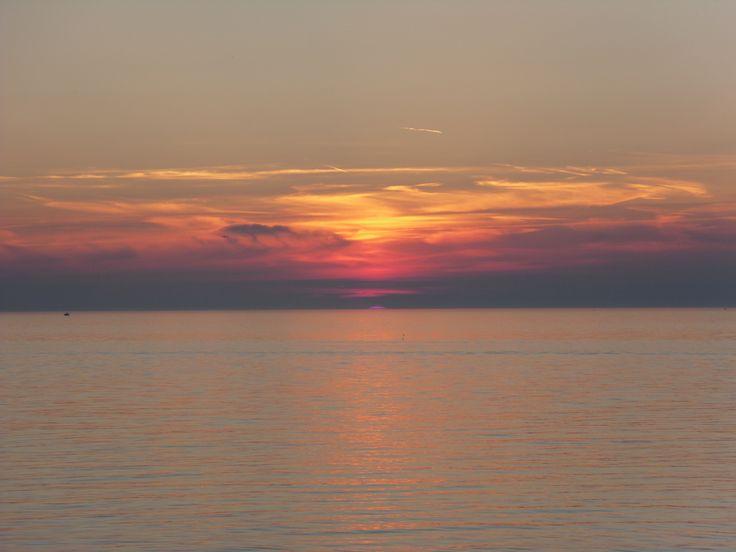 Sunset in Kincardine