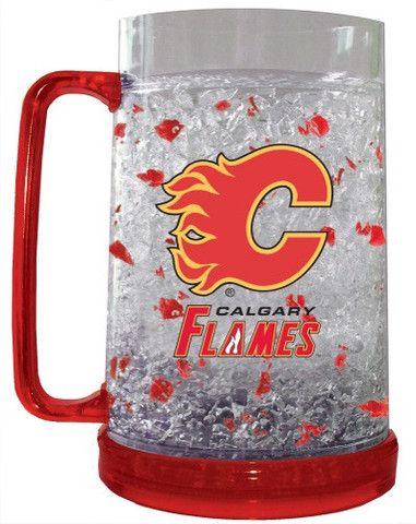 Calgary Flames Speck Freezer Mug