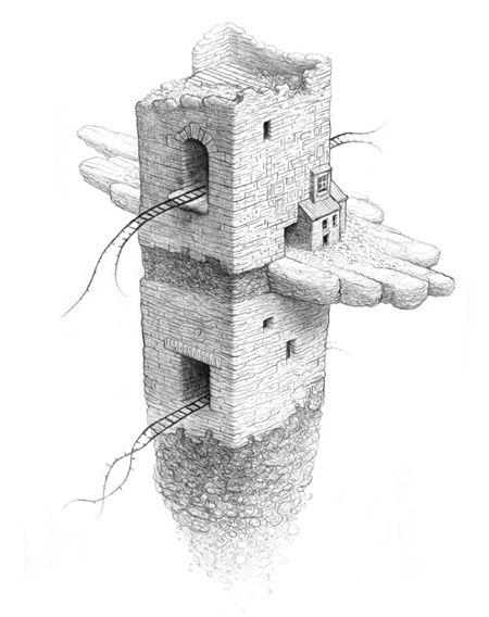 featured illustrator matthew borrett