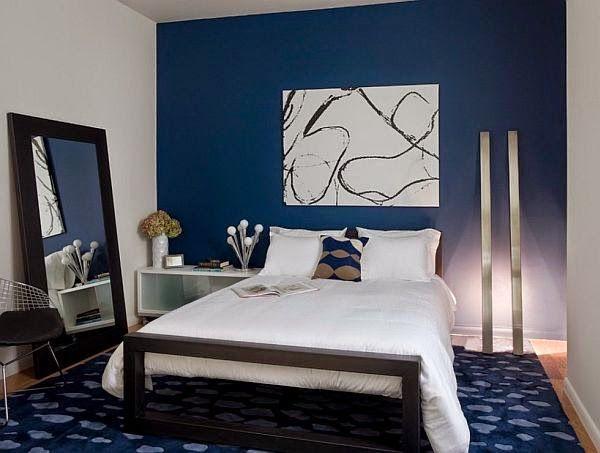 Enquanto Isso...: Inspire-se: Azul Cobalto na Decoração