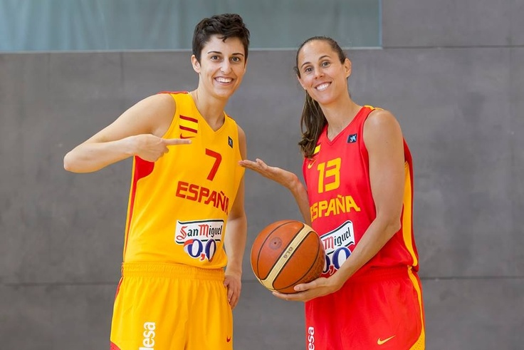 Alba Torrens & Amaya Valdemoro