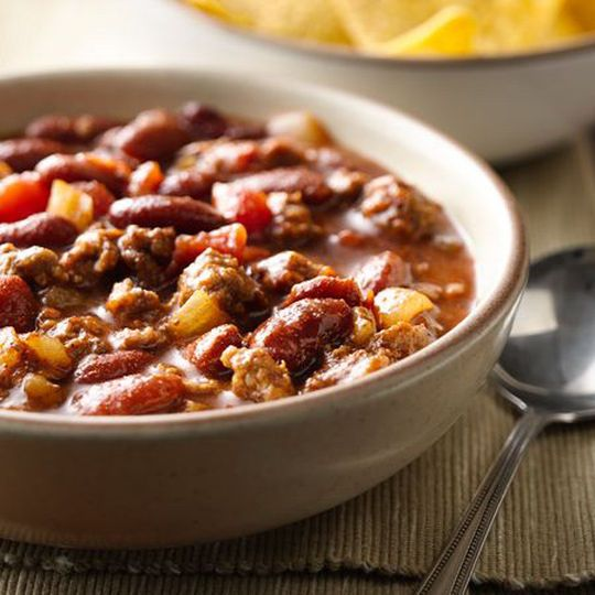 This hearty chili has just the right level of spice. One bite and you'll see why it's Betty's Best! Prep time: 25 min Total time: 1 hr 50 min Servings: 4 ...